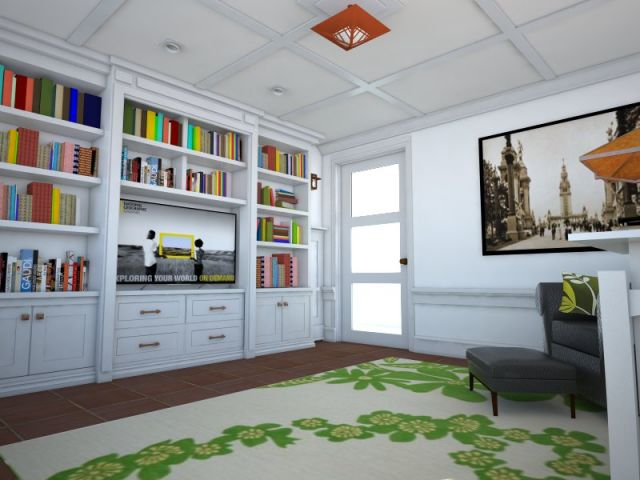 den reading room residential projects lydon architectural services